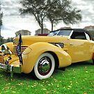 1937 Tom Mix Cord 812 Phaeton SC by John E Adams