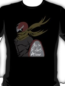 Protoman:Hope Rides Alone T-Shirt