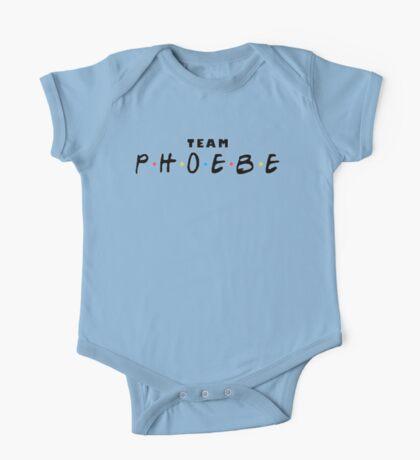 Friends - Team Phoebe One Piece - Short Sleeve