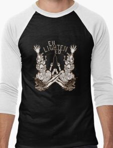 Path to Enlightenment  Men's Baseball ¾ T-Shirt