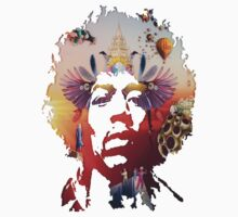 Jimmy Hendrix by Designs101