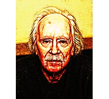 John Carpenter - Horror Legend Photographic Print