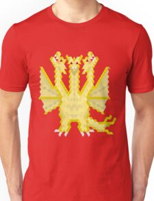 Godzilla Monsters - King Ghidorah Unisex T-Shirt