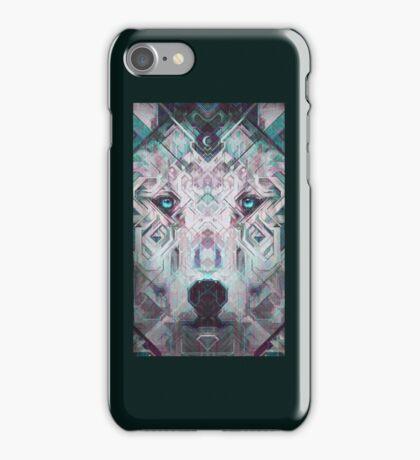 Acid Wolf iPhone Case/Skin