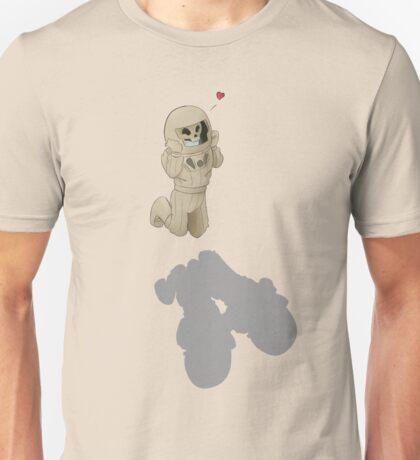 Kawaii Who Villains: Dead Astronaut Unisex T-Shirt