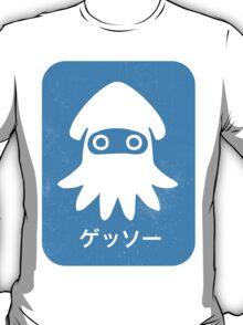 Blooper Blue T-Shirt