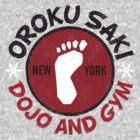 Oroku Saki Dojo - On Light by Cory Freeman