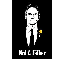 Not-A-Father Photographic Print
