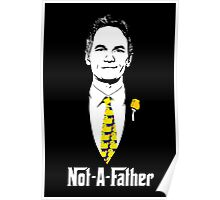 Not-A-Father (Ducky Tie Variant) Poster