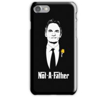 Not-A-Father iPhone Case/Skin