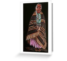 """""""Wrapped in Tradition #4"""" Greeting Card"""