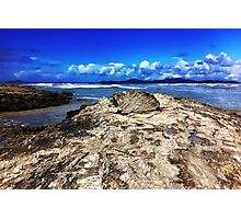 Nambucca Heads Pier - Outlook to Ocean  Photographic Print