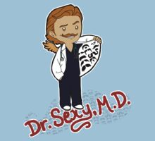 Dr. Sexy, M.D., Lite by FlyingScottie