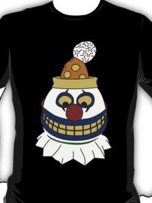 Pint Sized Slasher Mask (Color) T-Shirt