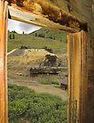 Window to the Past by Tamas Bakos
