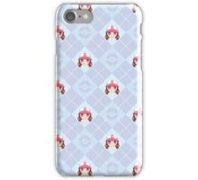 Pokemon B/W: I am a Girl iPhone Case/Skin