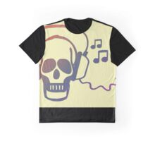 Rockskull two Graphic T-Shirt