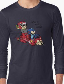 Proto and Mega Long Sleeve T-Shirt