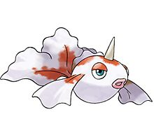 Goldeen by linwatchorn