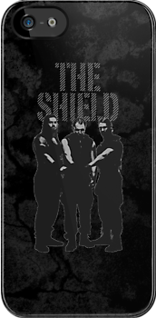 Believe In The Shield (Propaganda Style) (Gray) by Bob Buel