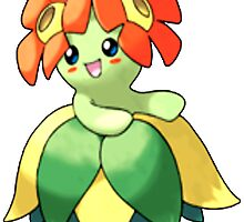 Bellossom by linwatchorn