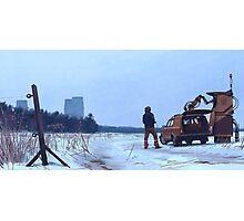 Åkerhatt Photographic Print