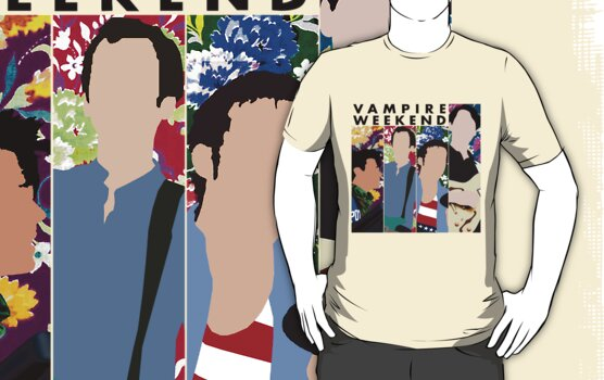 Vampire Weekend by merched