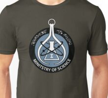 Ministry of Science Unisex T-Shirt