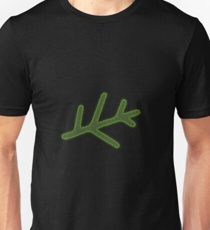 Green Elder Sign Unisex T-Shirt