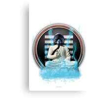Space Buddha Returns!  Poster/Print Canvas Print