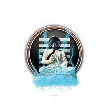 Space Buddha Returns!  Poster/Print Photographic Print