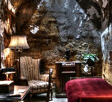 The Cell of Al Capone by BeautifulYouArt