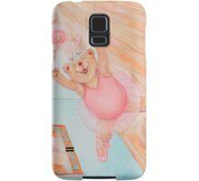Ballerina Bear Samsung Galaxy Case/Skin