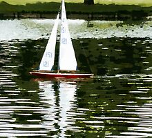 Becalmed by PictureNZ