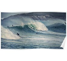 Fistral Swell Poster