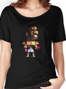 Muhammed Ali Minion Women's Relaxed Fit T-Shirt