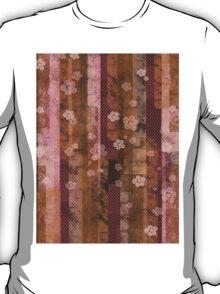 Sakura Scrapped T-Shirt