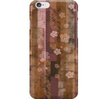 Sakura Scrapped iPhone Case/Skin