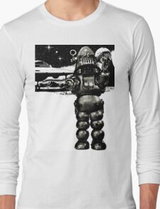 Robby the Robot 2 Long Sleeve T-Shirt