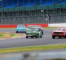 Pre 1966 Touring Cars by Willie Jackson