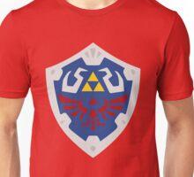 Hyrulian Shield (Bordered) Unisex T-Shirt