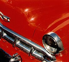 56 Chevy by Mark Malinowski