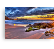Little Warriewood Sunrise Canvas Print