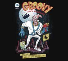 Groovy Space Adventures One Piece - Short Sleeve