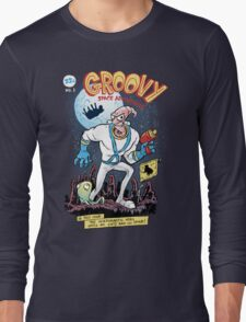 Groovy Space Adventures Long Sleeve T-Shirt