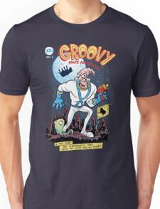 Groovy Space Adventures Unisex T-Shirt