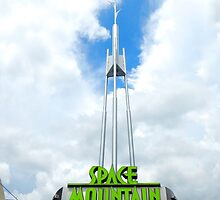 SPACE MOUNTAIN WALT DISNEY WORLD ORLANDO FLORIDA JULY 2013 by photographized