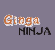 Ginga Ninja by megamonster1228