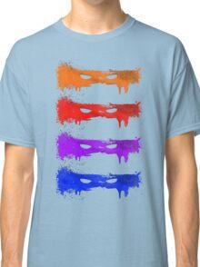 TMNT Headbands Classic T-Shirt