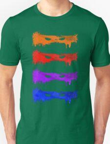 TMNT Headbands T-Shirt